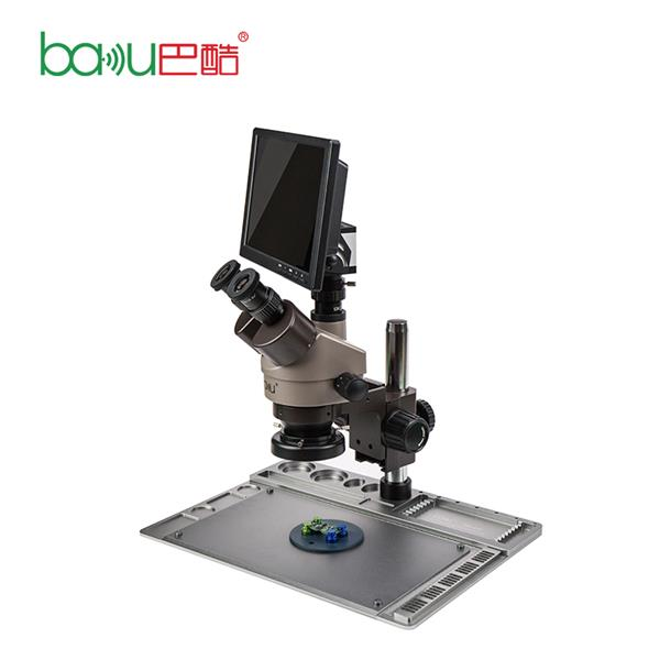 Stereoscopic Microscope ba-011