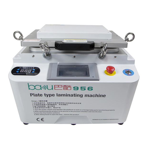 OCA LCD Vacuum Laminating Machine BK-956