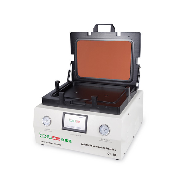 OCA LCD Vacuum Laminating Machine BK-958