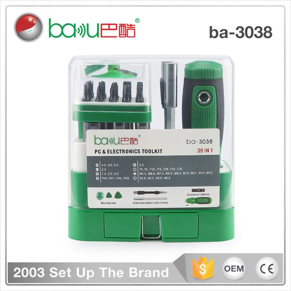 39 in 1 Screwdriver set ba-3038