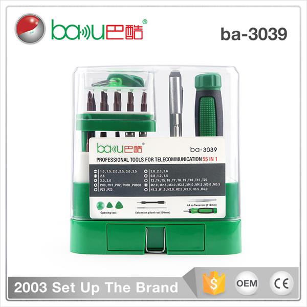55 in 1 Screwdriver Set ba-3039