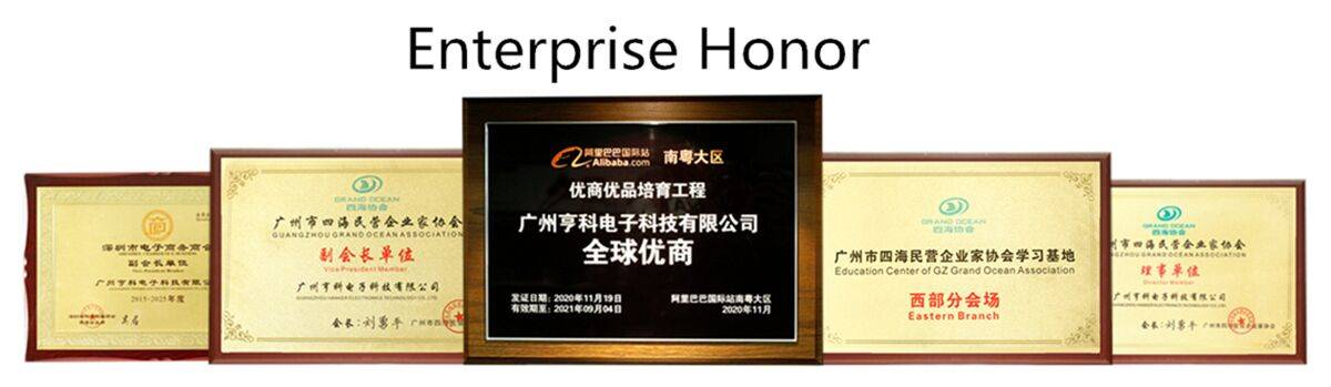 Enterprise Honor