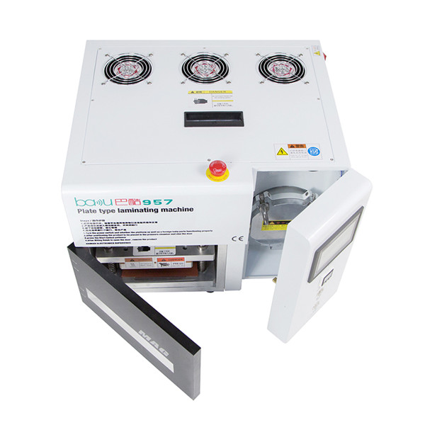 OCA LCD Vacuum Laminating Machine BK-957 05