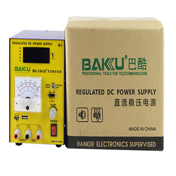 Power Supply 1501D+ 06