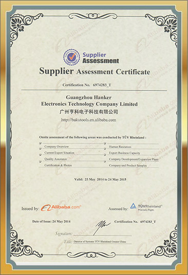 supplier assessment 03